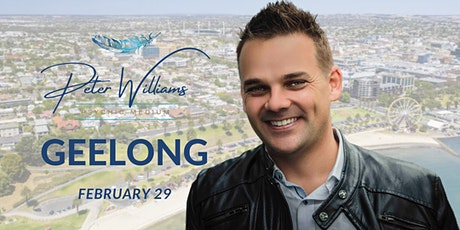 Geelong - Peter Williams Medium Searching Spirit Tour tickets