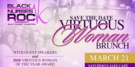 MGCBNR Virtuous Woman Brunch! tickets