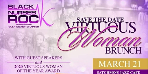 MGCBNR Virtuous Woman Brunch!