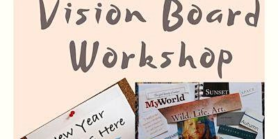 Rocking into the 2020s with a Vision Board Workshop—with a Twist