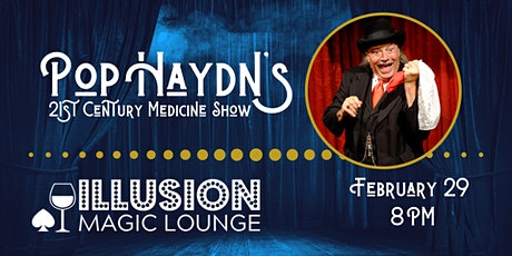 Magic with Pop Haydn tickets