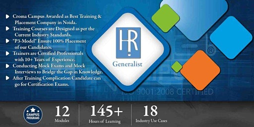 HR Generalist Training in Noida