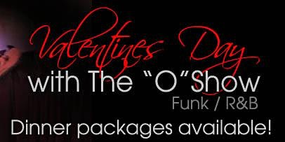 """Valentine's Day with The """"O"""" Show"""