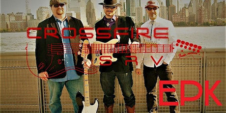 Crossfire SRV at Finnegan's Pub tickets