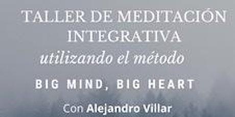 Taller de Meditación Integrativa entradas