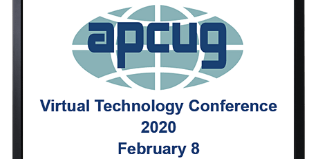 2020 Winter Virtual Technology Conference tickets