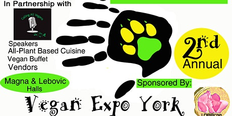 Veg Expo York 2020 tickets