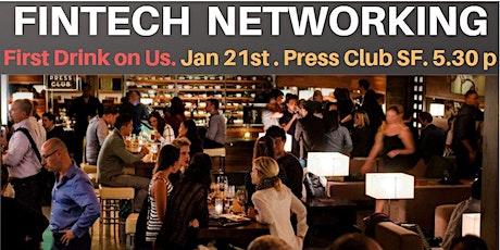 Fintech Professional Networking tickets