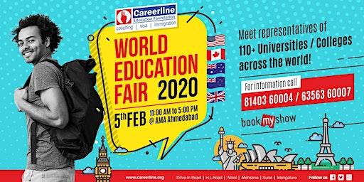 World Education Fair 2020 - 5th February