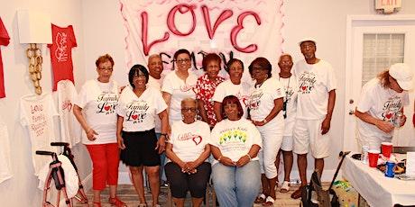 Love Family Reunion - Sacramento, CA - JULY 16 - 18, 2021 tickets