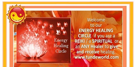 Healing Circle on Thursdays 14 nights tickets