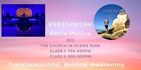 Breathwork Healing tickets