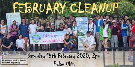 Nature Cleanup @Pulau Ubin tickets