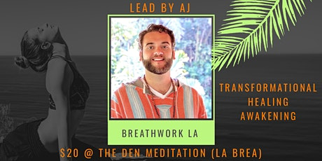 Breathwork Awakening tickets