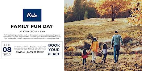 Kïdo Crouch End Nursery Fun Day tickets
