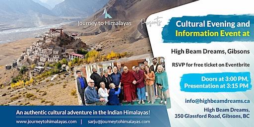 Jourey to Himalayas