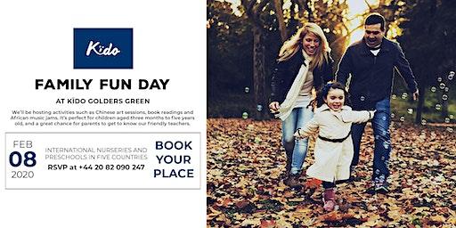 Kïdo Golders Green Nursery Fun Day