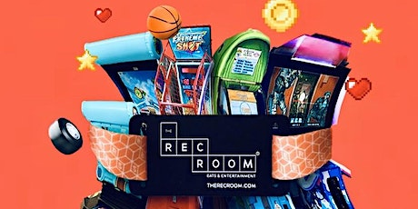 YYC Singles Valentine's Day Game Night Party @The REC ROOM tickets
