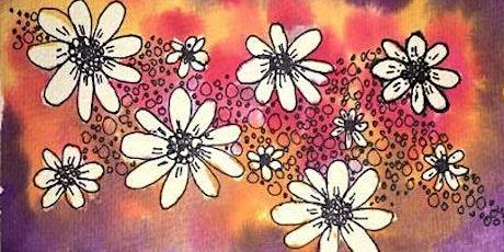 1 pm Watercolour Panels Workshop tickets