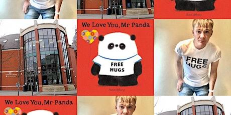 Book Launch: We Love You, Mr Panda tickets