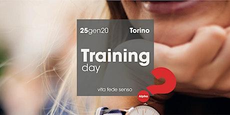 Training Alpha Torino // 25 gen 2020 biglietti