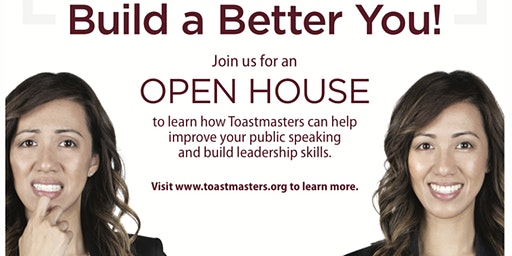 Hacienda Park Toastmasters Club Open House