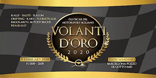 VOLANTI D'ORO 2020