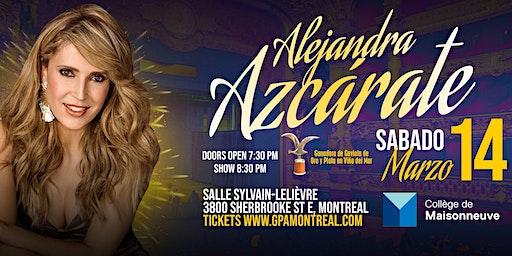 Alejandra Azcarate Comedy Show Montreal