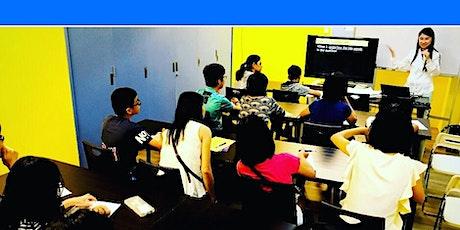 Ace your PSLE English Composition Workshop Serangoon Sengkang Hougang tickets