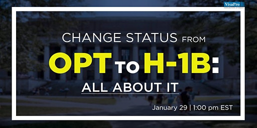 OPT To H-1B: How To Handle The Cap Gap