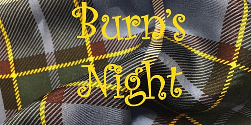 Burns Night in Patrick! - Bring and Share Supper and Cèilidh