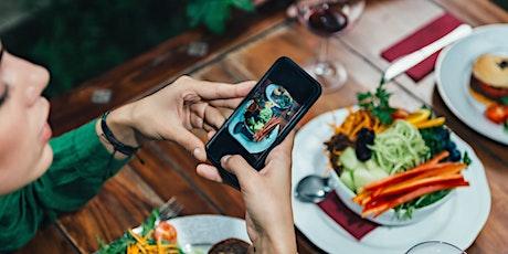 Come promuoversi su Instagram nel settore Food biglietti