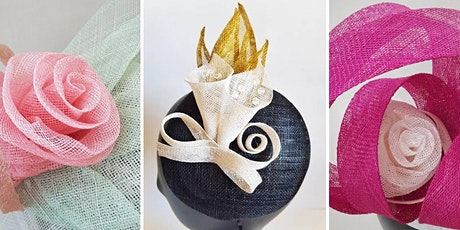 Introduction to millinery: make your own fascinator tickets