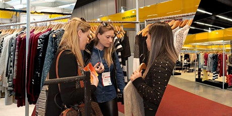 Brazil International Apparel Sourcing Show billets