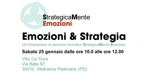 StrategicaMente Emozioni