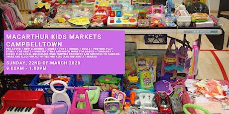 Macarthur Kids Markets - Family Pass tickets