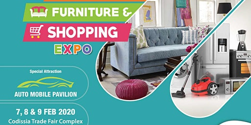 Electronics, Furniture & Shopping Expo 2020