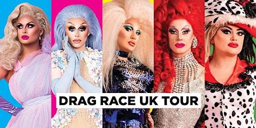Drag Race UK Tour - Melbourne