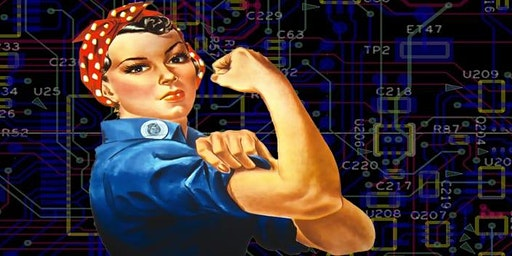 Wonder Women in CyberSecurity + Women in Computer Science