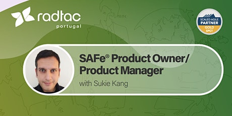 SAFe® 5.0 Product Owner / Product Manager bilhetes