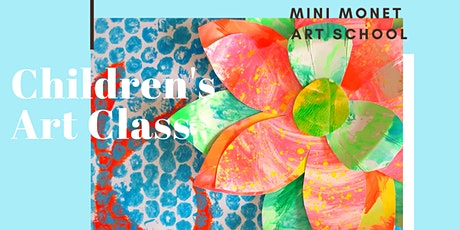 MINI MONET: Fish & Water Lillies tickets
