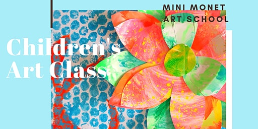 MINI MONET: Fish & Water Lillies