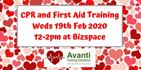 CPR and First Aid Training for The Mumpreneurs Networking Club tickets
