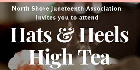 Hats & Heels High Tea tickets