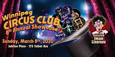 Winnipeg Circus Club 8th Annual Showcase tickets