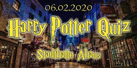 Harry Potter Quiz - Ahaus tickets