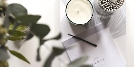 Scented Candle Making tickets