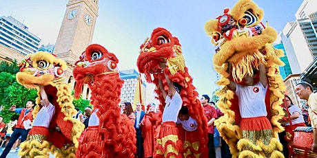 Brisbane Chinese Festival 2020 tickets