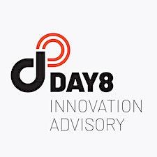 DAY8 - Collaborate, Enjoy, Innovate logo
