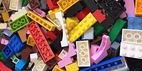 LEGO® Brick Building Club at Stretford Library 10.30am tickets